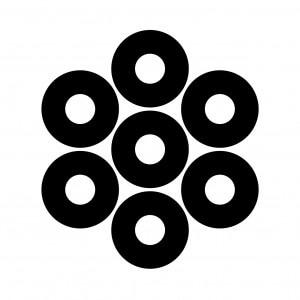 七つ蛇の目