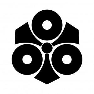 三つ剣蛇の目
