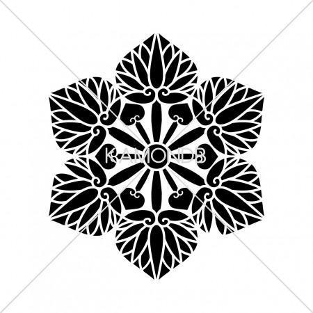 播州六つ葵