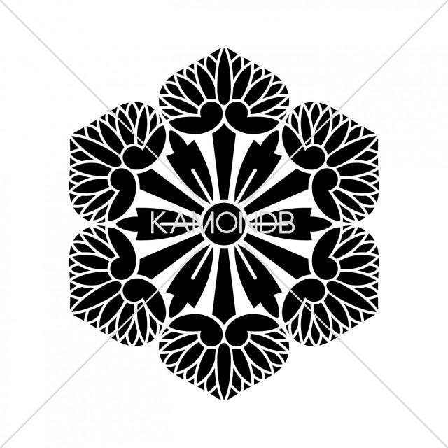紀州六つ葵