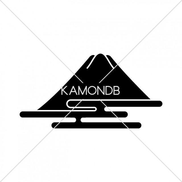 青木富士の山