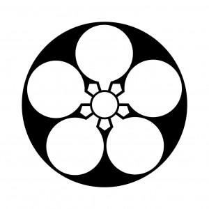 石持地抜梅鉢