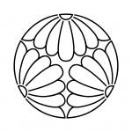 陰三つ割菊