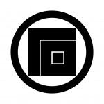 丸に石の角字