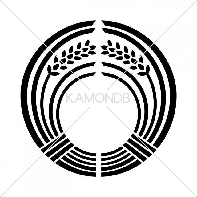 抱き稲の丸 抱き稲の丸(だきいねのまる)、稲紋のひとつ。 カテゴリ 伝統 タグ 稲... 抱き稲