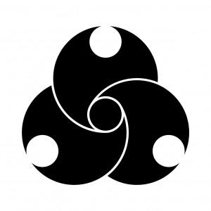 三つ組分銅(1)