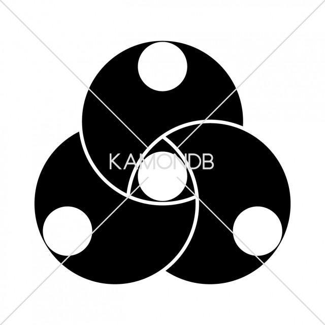 三つ組分銅(2)