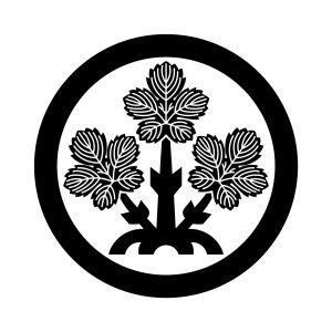 諏訪梶の葉
