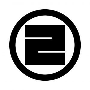 丸に一の角字