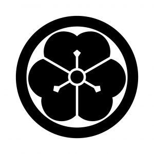 丸に庄内片喰(2)