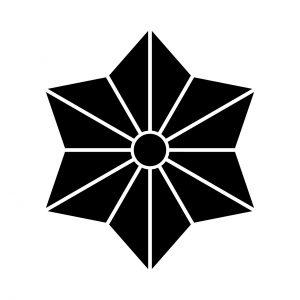 麻の葉桔梗(1)