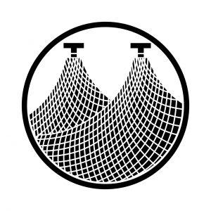 糸輪に二つ干網(2)
