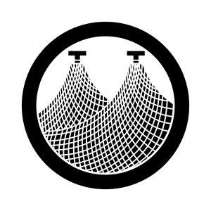 丸に二つ干網(1)