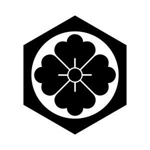 六角鉄砲花角