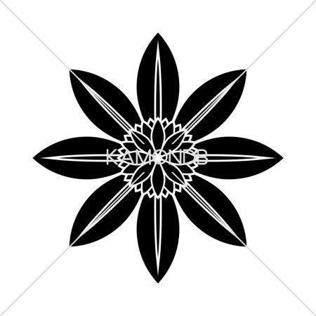 八つ花鉄仙