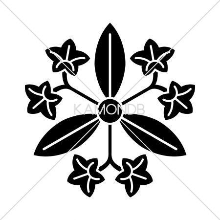 三つ葉六つ花竜胆