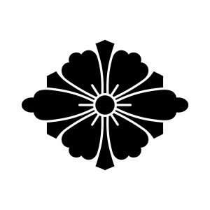 六つ剣花菱