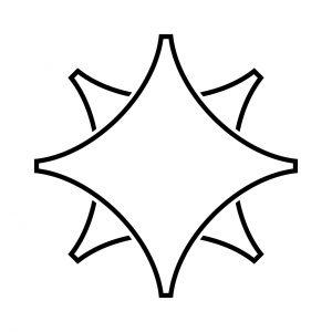 陰重ね糸巻(1)