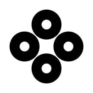 四つ蛇の目