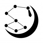 月に北斗星