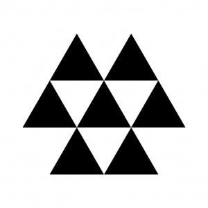 七つ繋ぎ鱗
