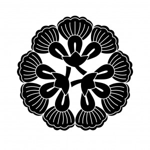 三つ横見葛の花