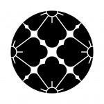 四つ割花角