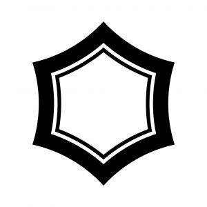 反り亀甲(1)