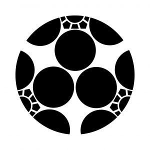 三つ割梅鉢(1)