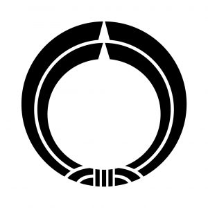 二つ熨斗輪(1)