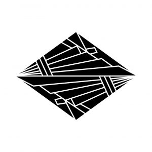 折り熨斗菱