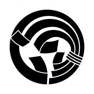 束ね熨斗の丸