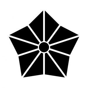 麻の葉桔梗(2)