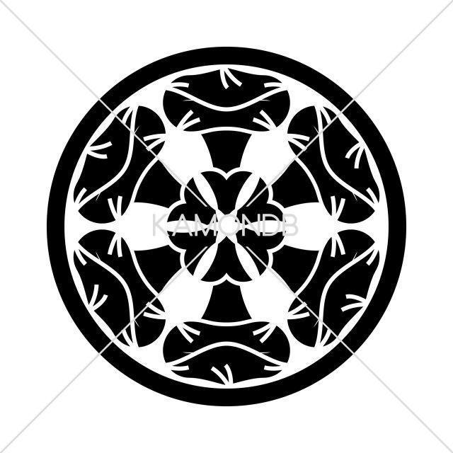 細輪に六つ朝顔(2)