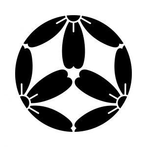 三つ割細桜