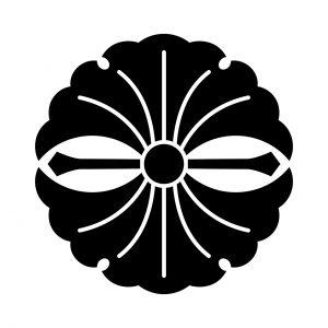 二つ剣銀杏
