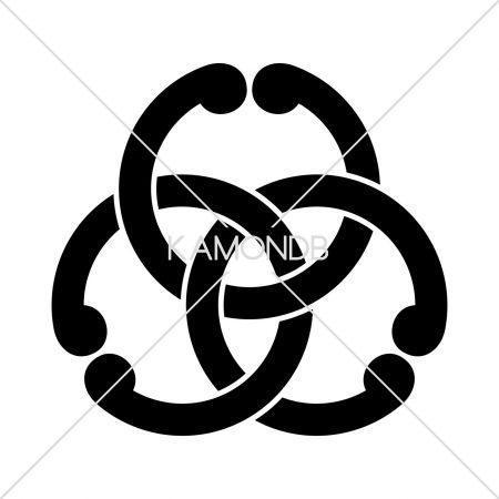 鐶三つ組金輪
