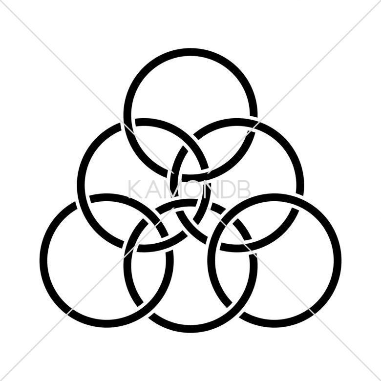 六つ組金輪(1)