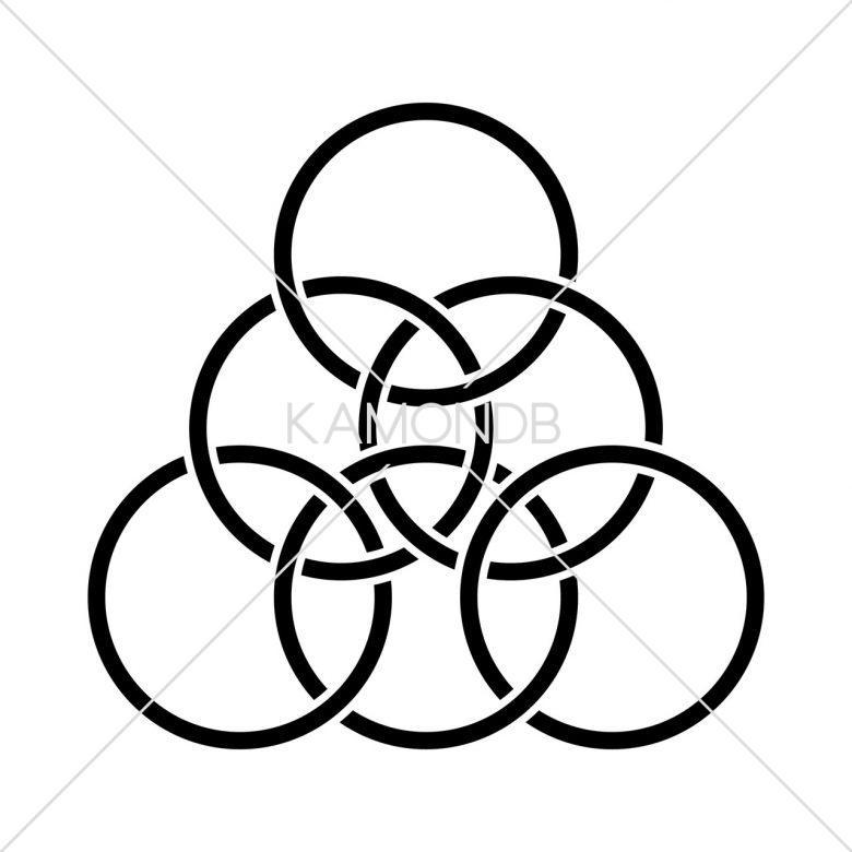 六つ組金輪(2)