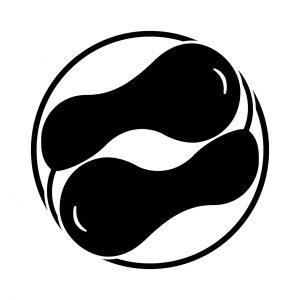 二つ瓢の丸