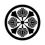 中輪に剣四つ葵
