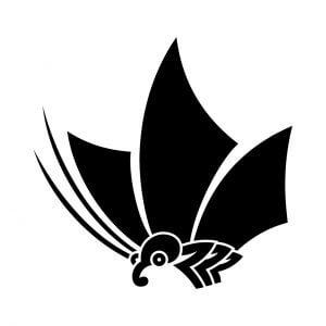 反り飛び蝶