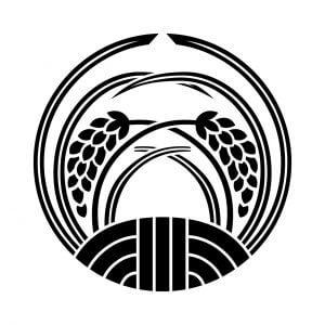 包み違い抱稲(1)