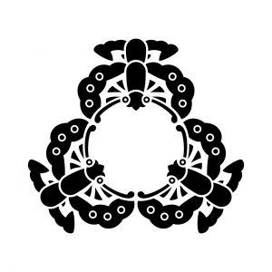 池田三つ蝶