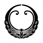 月形浮線蝶
