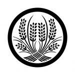 中輪に違い稲