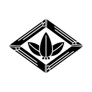 竹菱に三枚笹(3)