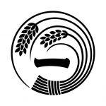 稲の丸に一文字