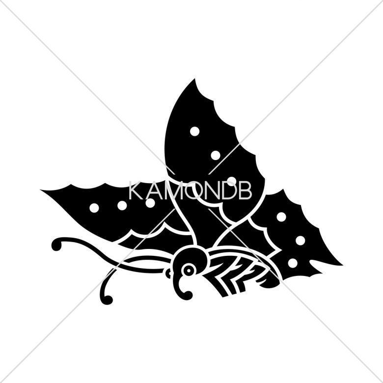 変わり飛び蝶