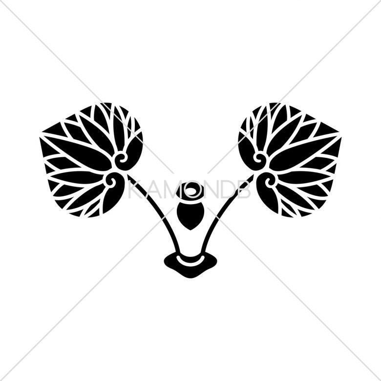 開き加茂葵
